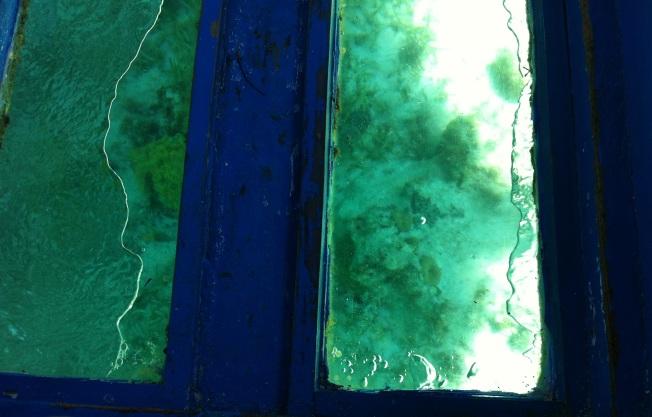 glass bottom boat ochi