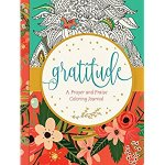 Book Review of Gratitude: A Prayer & Praise Coloring Journal